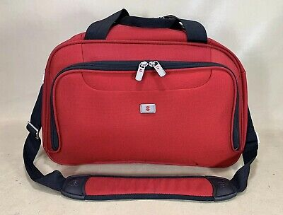 """Red//Black #30375803 New Victorinox Swiss Army 32/"""" Cargo Bag W// Carrying Case"""