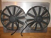 Twin 14inch thermo fans and alloy shroud. Suit gq patrol Pacific Paradise Maroochydore Area Preview