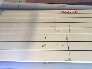 Free 2x wall mount pegboards with 20+ pegs. Good cond Horsley Park Fairfield Area Preview