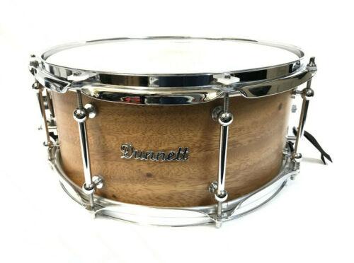 Dunnett Classic Dreamtime Jarrah Snare Drum 14x6.5 Blackwood