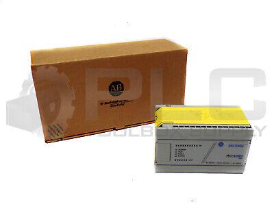 New Allen Bradley 1761-l16awa Ser. E Micro Controller Micrologix 1000