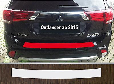 Lackschutzfolie Ladekantenschutz transparent Mitsubishi Outlander, ab 2015