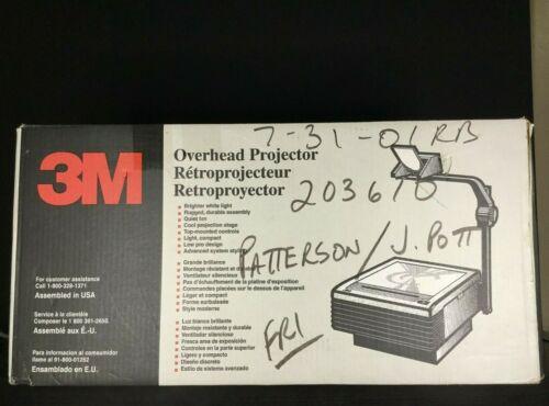 3M 9100 Overhead Projector - New Open Box!