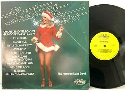 Christmas Disco - The Mistletoe Disco Band MLP 1232 LP Vinyl Record Album ()