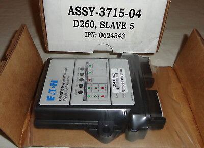 Eaton Assy-3715-04 R1.00 Omnex D260 Io Expander 371504r1.00 Controler New
