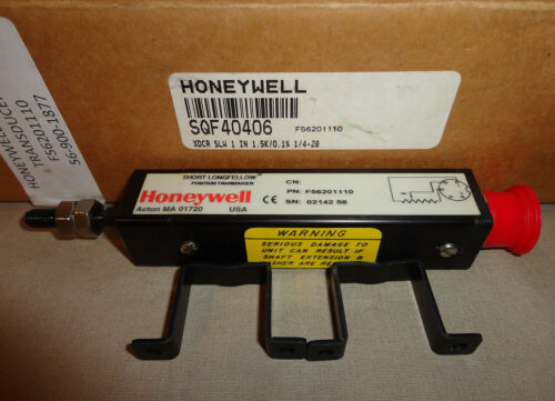 HONEYWELL F56201110 LINEAR POSITION TRANSDUCER NEW