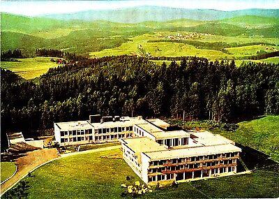 """Regen , Mütterkurheim """"Weißenstein"""" , Ansichtskarte 1975 gelaufen"""
