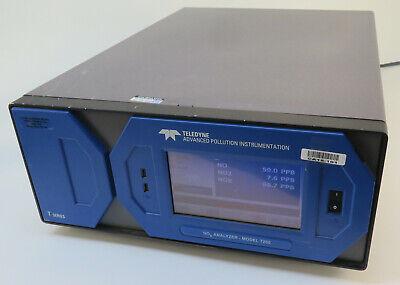 Teledyne T200 Nox Analyzer T-series Rng 0-500 Ppb