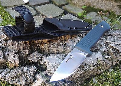 Jaktkit Knv3 Gen II Messer Jagdmesser 99Cr18MoV Stahl TPEE-Griff Kydexscheide ()