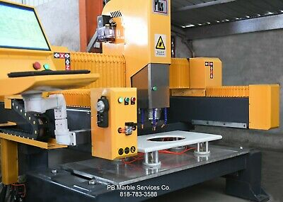 Sink Cutout 3 Axis Cnc For Vanities Counters Islands Granite Marble Quartz