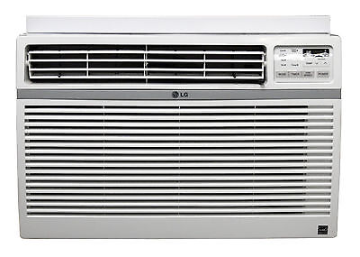 LG LW1815ER - 18,000 BTU Window A/C: Remote & Window Accessories Included