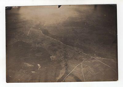 Set of 3 WW1 c1918 Aerial Photos