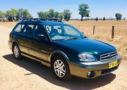 2002 Subaru Outback Limited AWD Tocumwal Berrigan Area Preview