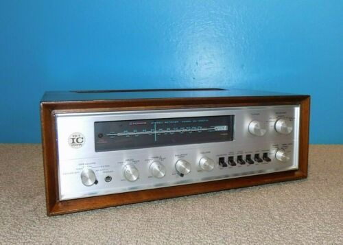 Pioneer SX-1000TW AM/FM Stereo Receiver Excellent Condition ! Free Shipping
