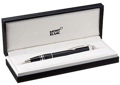 MontBlanc StarWalker Resin Ballpoint Pen Midnight Black - BRAND NEW In Box