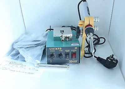 Lead-free Welding Soldering Machine CXG-373 Automatic Tin Supply Feed System