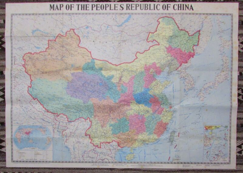 Map of the People