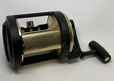 Details about  /Shimano Triton 200GT Trolling Levelwind Right Hand Baitcast Reel Very Good Cond.