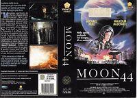 Moon 44 (1990) Vhs Ex Noleggio Fantascienza - fanta - ebay.it