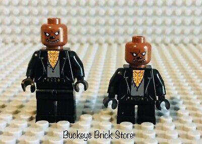 Lego Paar Kupplung Halloween Gruselig Minifig Kostüm Werwolf Zombi Ghost Monster