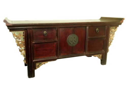 Antique Chinese Large Altar Cabinet (3320), Circa 1800-1849