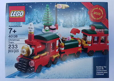 LEGO Creator Holiday Christmas Train Set 2015 (40138) NEW IN SEALED BOX Limited