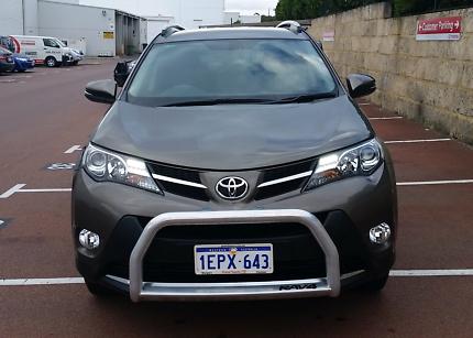 Toyota RAV 4 GXL AWD 2014 2.5L Petrol