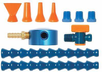 Magnetic Base Manifold Kit For 14 Loc-line Usa Original Modular System 40463