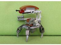 CUSTOM Star Wars Figur Droideka Battle Kampf Droid aus LEGO® Teilen D03