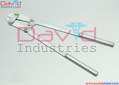 Pin And Wire Cutter 18.50 Up To 6mm Orthopedic Veterinary Instruments