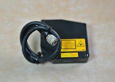 Sunx Laser Displacement Sensor Hl-c105b Free Ship