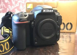 Nikon D500 Body Only & Accessories - MINT CONDITION