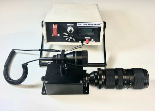 Professional Long-Distance Surveillance LASER Microphone (lenses not included)