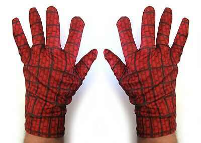 The Amazing Spider Man 2 Spiderman Gloves Comic - Amazing Spider Man Handschuhe