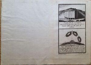 Grabado-edificio-antiguo-en-Isla-de-Lippari-ITALIA-1782