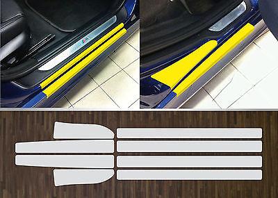 Lackschutzfolie transparent Einstiege Türen  BMW 3er E90/E91 Limousine Touring