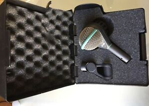 AKG d112 with case -Studio use only
