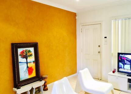 Fully Furnished Room with Veranda