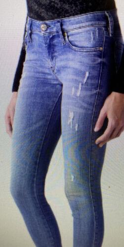 Jean femme diesel taille us 24 fr 34 ou 12.14 ans modele skinzee  slim skinny
