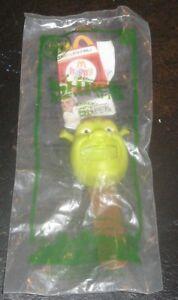 2010 Shrek Forever After McDonalds Toy Watch - Shrek #1