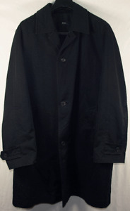 "HUGO BOSS Coat - Size 40/42 - ""TRAFOS"" Model - Great for Spring!"