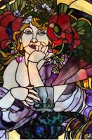 STAINED GLASS LESSONS, COMMISSIONS & REPAIRS