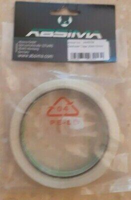 ABSIMA 244008 Cinta adhesiva fibra de vidrio 25m.x15mm.