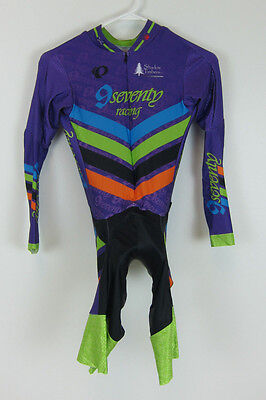 Pearl Izumi Elite Pursuit LTD Jersey Bodysuit Cycling Gear - Mens Large - NWT