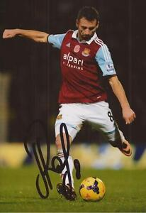 WEST-HAM-RAZVAN-RAT-SIGNED-6x4-ACTION-PHOTO-COA