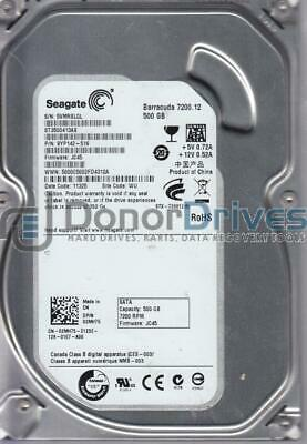 6VP ST31000524AS Seagate 1TB SATA 3.5 Hard Drive FW JC45 SU PN 9YP154-516