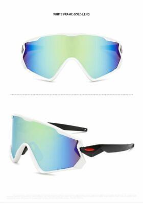 Men Women Cycling Glasses Mountain Bike Goggles Bicycle Sport Sunglasses MTB (Top Cycling Glasses)