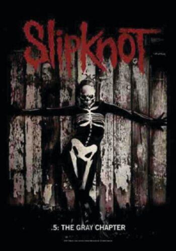 "Slipknot - The Gray Chapter LPGI Large Fabric Textile Poster Flag 30"" X 40"""