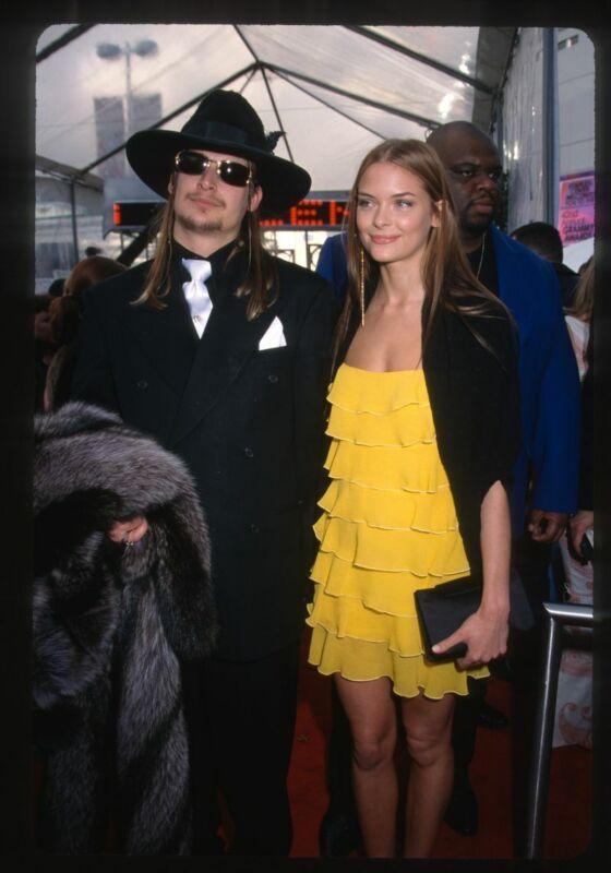 2000 KID ROCK Grammy Awards Candid Original 35mm Slide Transparency