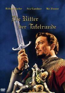 DVD * Die Ritter der Tafelrunde * NEU OVP * Robert Taylor